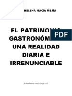 Patrimonio Gastronómico