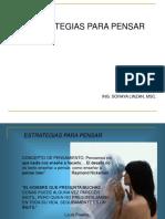 ESTRATEGIAS DE PENSAR.ppt