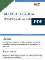 Auditoria Basica. Planeacion