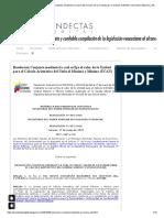 Resolución Conjunta mediante la cual se fija el valor de la Unidad para el Cálculo Aritmético del Umbral Máximo y Mínimo (UCAU)