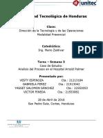 Analisis Del Proceso en El Hospital Arnold Palmer 3441976