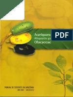 Manual de Sementes Da Amazônia - Arariquara-roxa