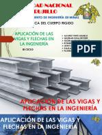 Aplicacion de Las Vigas y Flechas en La Ingenieria-1