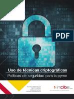 Uso Tecnicas Criptograficas