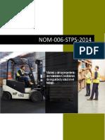 NOM-006-STPS-2014