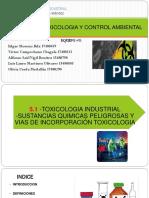 5.1 Toxicologia Industrial