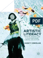 (The Arts in Higher Education).)-Artistic Literacy_ Theatre Studies and a Contemporary Liberal Education-Palgrave Macmillan US (2012).pdf