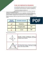 Geometria de Los Compuestos Organicos (1)