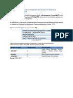 Líneas y Grupos de Investigación Que Apoyan a La Cadena de Formación en ETR