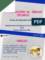 Clase 1 - Int. Dibujo Técnico