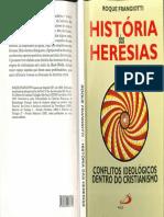 Roque Frangiotti - História das Heresias