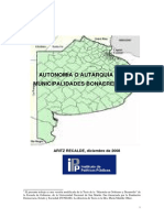 Historia Municipios BsAs - Recalde