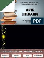 arte literario