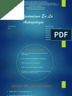El Difusionismo en La Antropología