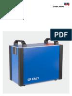 CP CAL1 User Manual