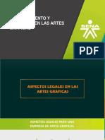 Abastecimiento y Legalidad en Las Artes Graficas