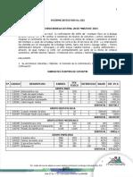 Informe Auditoria Definitivo No. 015 Inventario Bodega