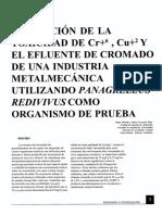 Dialnet-EvaluacionDeLaToxicidadDeCr6Cu2YElEfluenteDeCromad-4902808