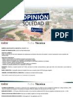Opinión Soledad