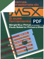 Sistemas Operacionais do MSX e suas Ferramentas