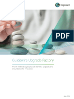 Guidewire Upgrade Factory