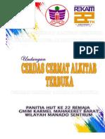 Undangan CCA