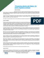 Direccion de proyectos DAKAR