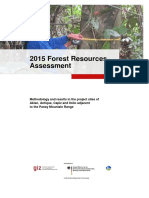 2015 Forest Resources Assessment