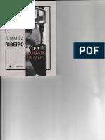 Djamila Ribeira - Lugar de Fala