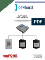Emfone- LX5 Installation -Urst) Customer Guide-1