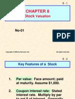 1.Stock Valuation