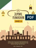 Jurnal Ramadhan 1440H by Md13