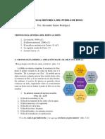 Cronologia Historica Del Pueblo de Dios i