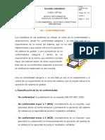 NO CONFORMIDADES ACCIONES CORRECTIVAS PREVENTIVAS.doc