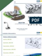 Instalações Hidrossanitárias - AGUA FRIA