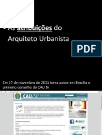 atributos do arquiteto