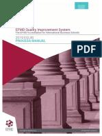 EFMD Global-EQUIS Process Manual