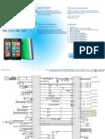 Nokia Lumia 530 RM-1017 RM-1018 Service Schematics v1.0