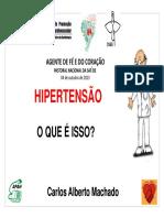 Hipertensão - O que é isso