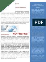 UDTA Sheet