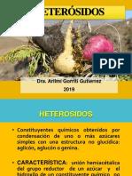 Heterósidos 2019