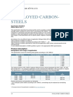 Steel types