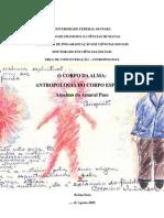 O Corpo da Alma_Antropologia do Corpo Espirita Qualificação de Tese PPGCS UFPA 2009
