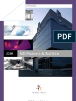 Nd Pharma & Biotech Informe 2010