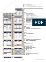 2019-20 Academic Calendar - BOE Approved 2-13-2018