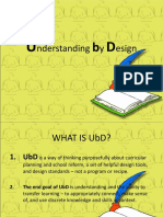 UBD Revised 52610