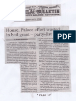 Manila Bulletin, Sept. 5, 2019, House, Palace effort wasted in bail grant-party-list solon.pdf
