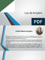 Ley de Ampere Presentacion