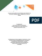 Plantilla Excel Evaluación aspecto económico del proyecto _Listas Chequeos RSE Ambiental y Social Individual