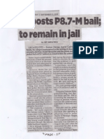 Philippine Star, Sept. 5, 2019, Baldo posts P8.7-M bail to remain in jail.pdf